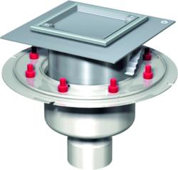 2-in-1-R/ührl/öffel aus Edelstahl mit Verschlussklammer f/ür das K/üchencaf/é